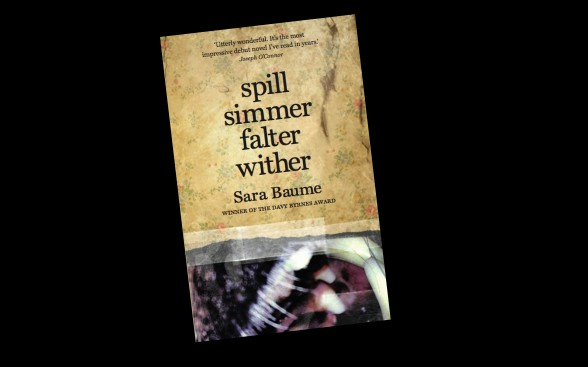 Spill summer falter wither